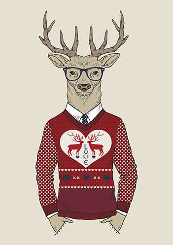 Alce Hipster
