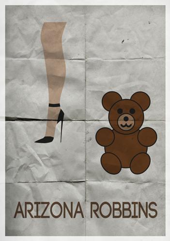 Grey's Anatomy - Arizona Robbins