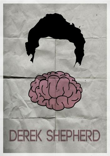 Grey's Anatomy - Derek Shepherd