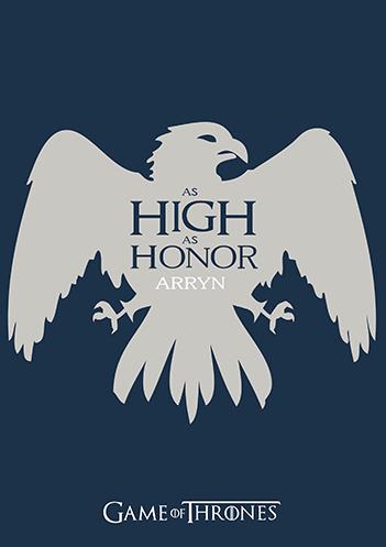 Game of Thrones - As High As Honor Arryn