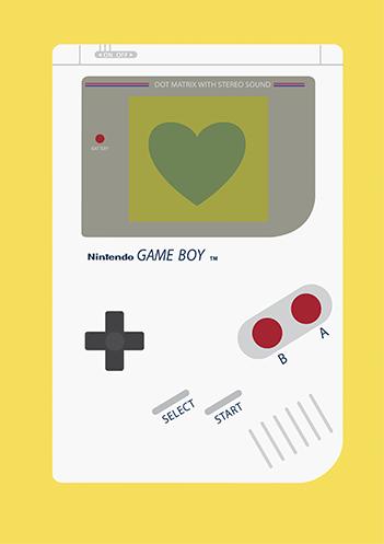 Game Boy old school